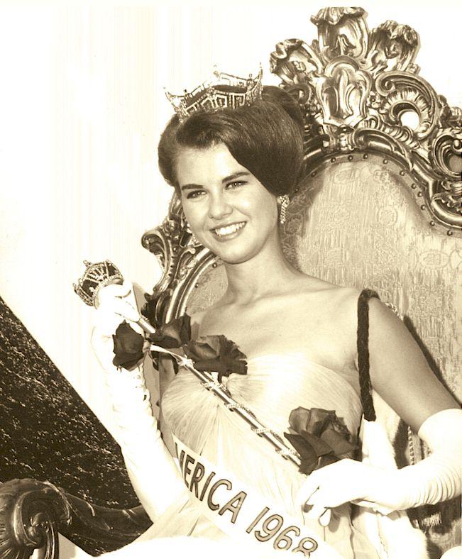 Yolande Betbeze, Miss America 1951   Miss America History