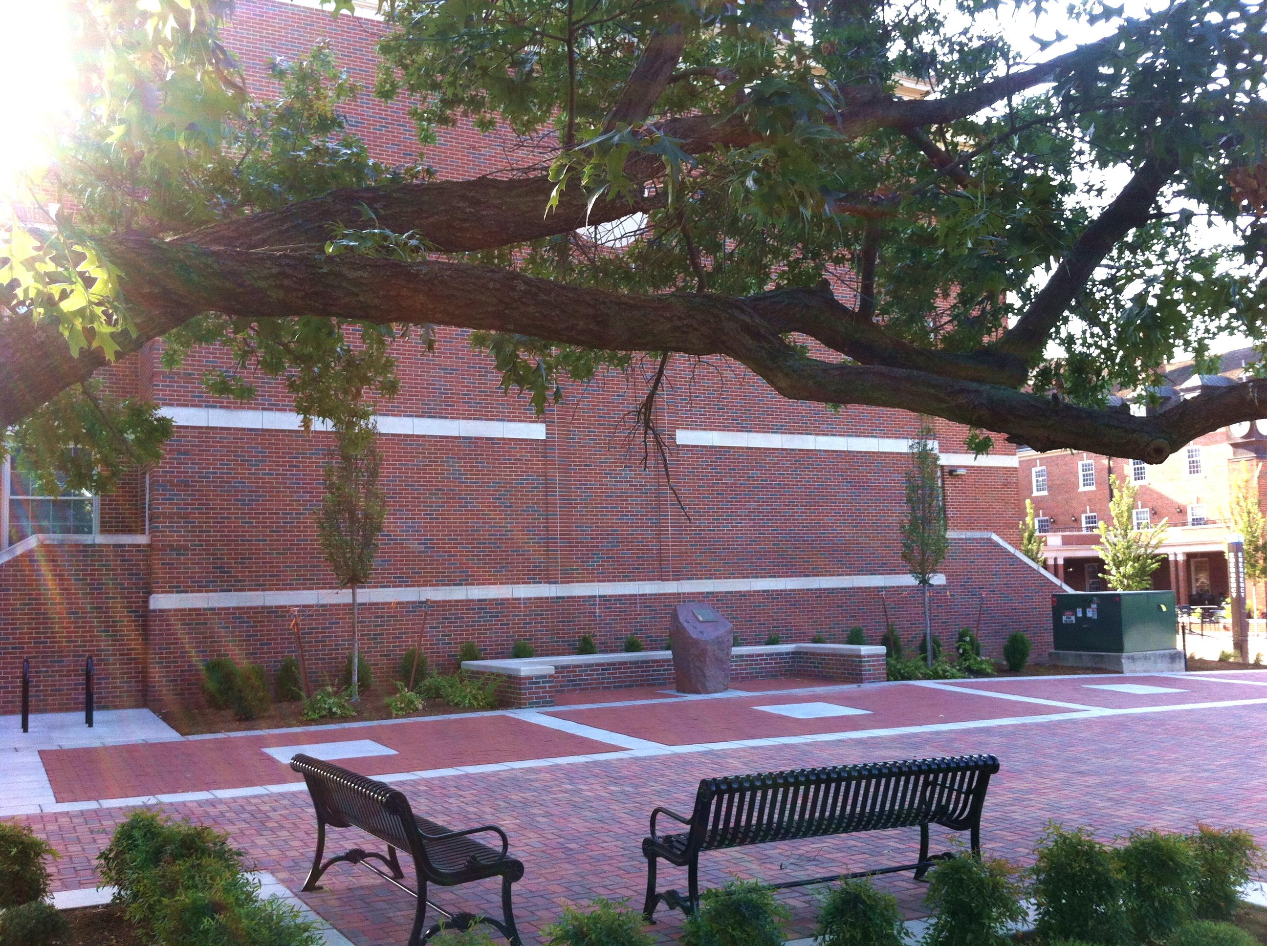 Kappa Kappa Psi Shrine's New Home and Surroundings on OSU's Campus