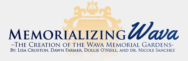 memorializing wava