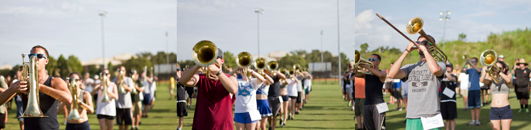 UCF Band Camp 2014