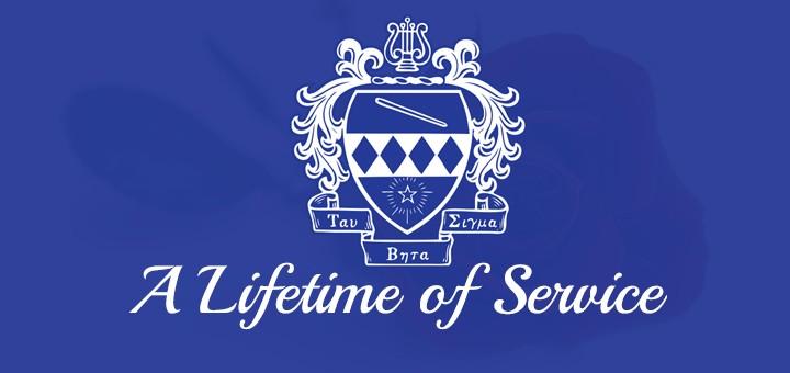 Tau Beta Sigma Life Service