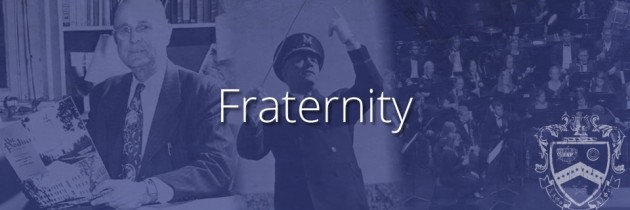 Women in the Fraternity (Part 1)